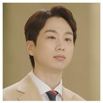 ウォン・サンス役はムン・ドンヒョク