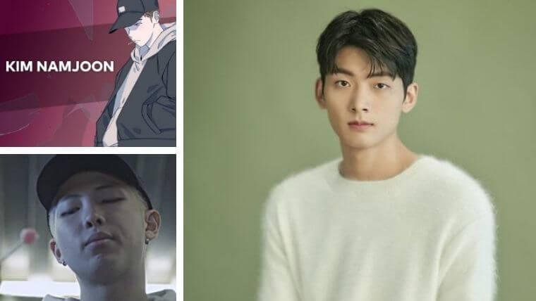 RM(キム・ナムジュン)役はソ・ヨンジュ